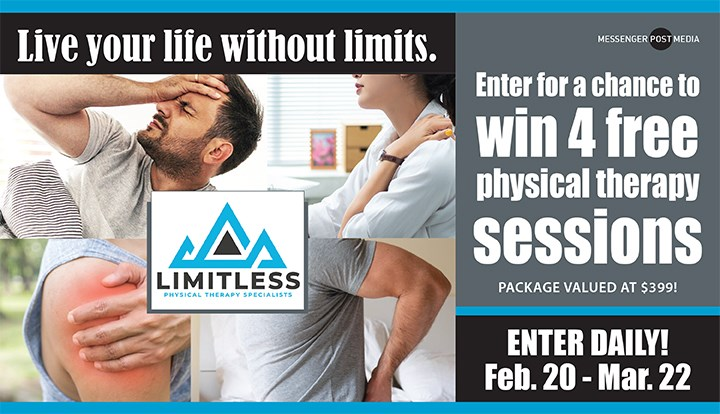 Limitless Physical Therapy Specialists Sweepstakes