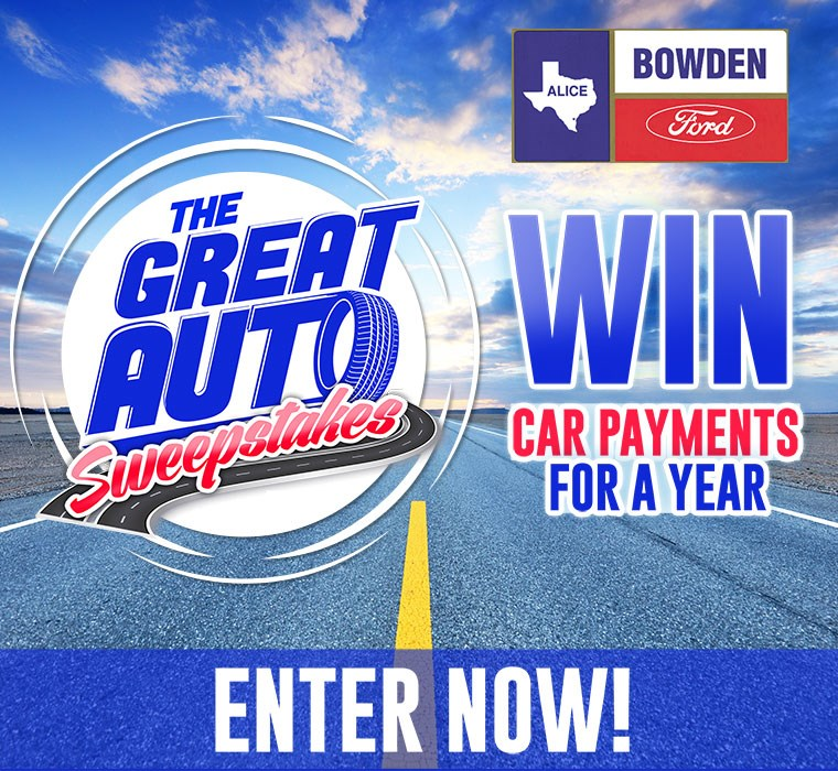 great auto sweepstakes contests and promotions alice echo news journal alice tx alicetx gannettcontests com