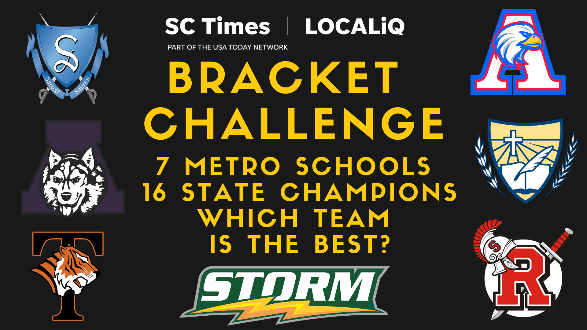 Second Round Of St Cloud Times Bracket Challenge Set
