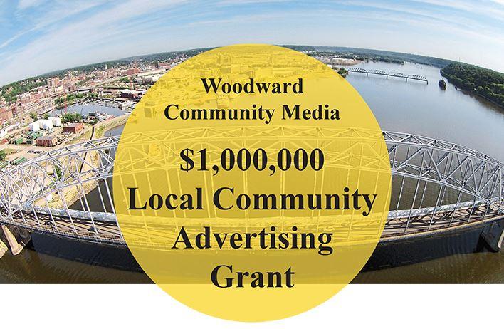 $1,000,000 Local Community Advertising Grant