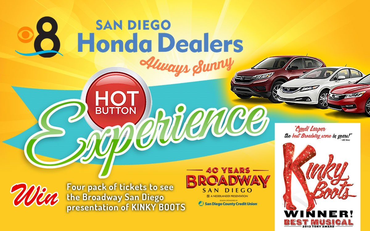 Honda Dealers San Diego San Diego Honda Dealers Giveaway