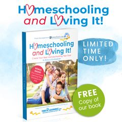 Free Homeschool and Loving it! Book