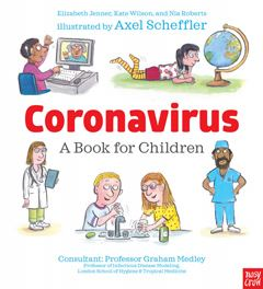 Free book on CoronaVirus for kids