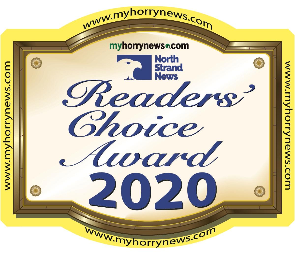 2020 North Strand News Readers' Choice