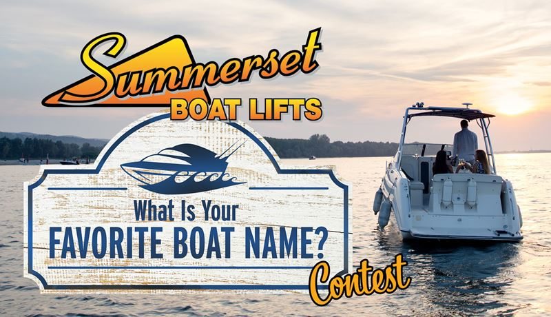 What Is Your Favorite Boat Name Contest