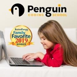 Penguin coding school