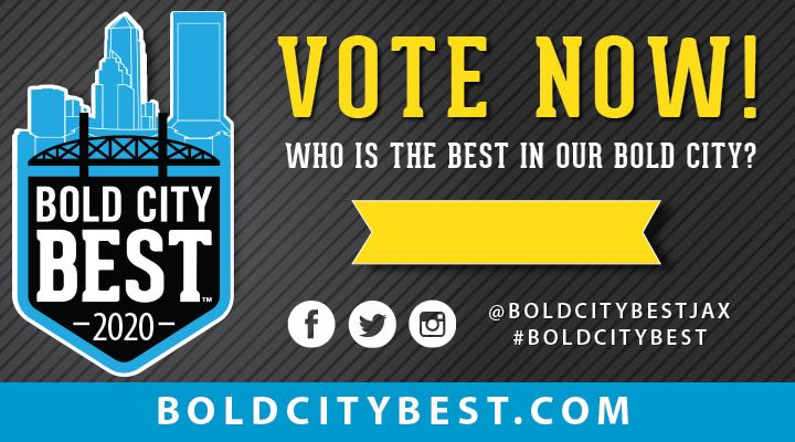Jacksonville Best of the Best Voting Ballot Example
