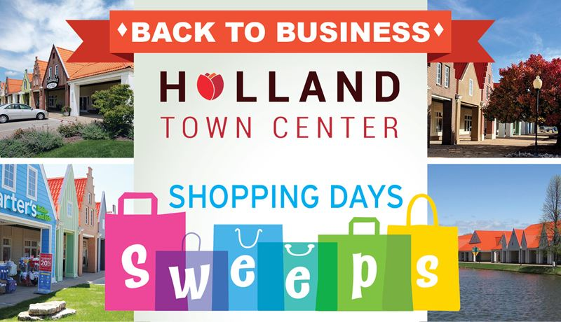 Holland Town Center, Back to Business!