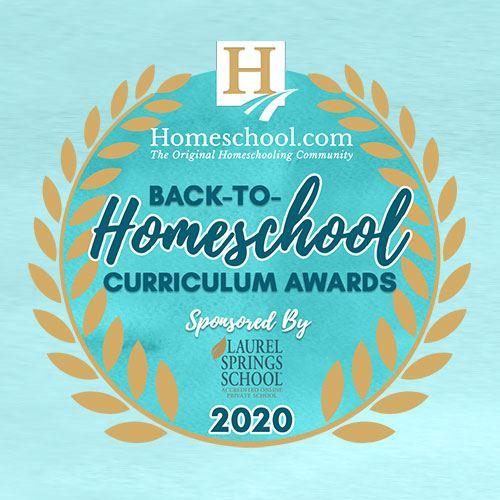 Back to Homeschool Curriculum Awards 2020