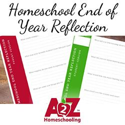 End of the Year Reflection