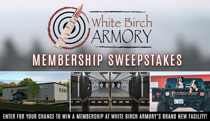 White Birch Armory Sweepstakes