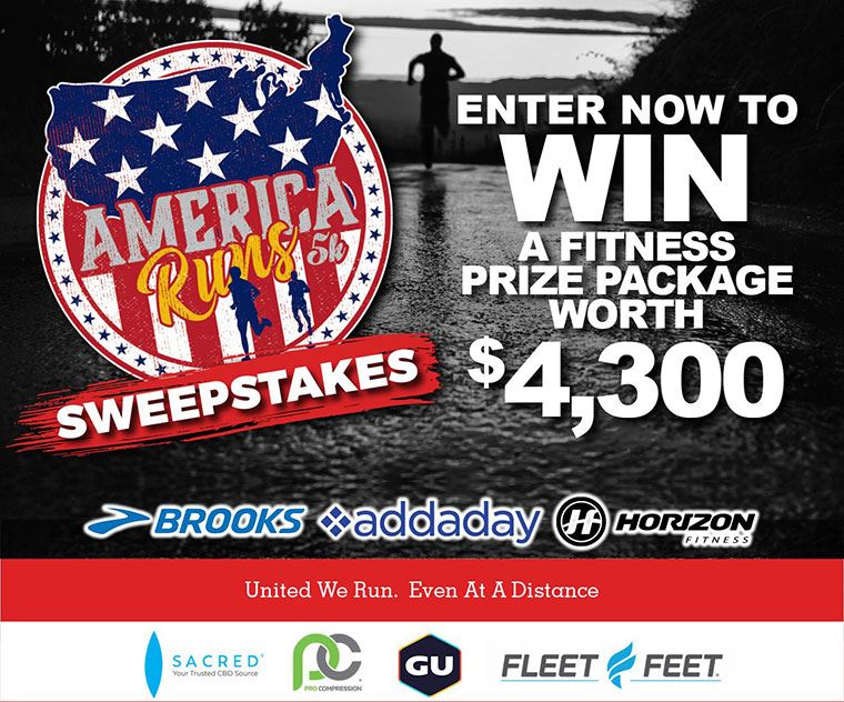America Runs VIP Sweepstakes