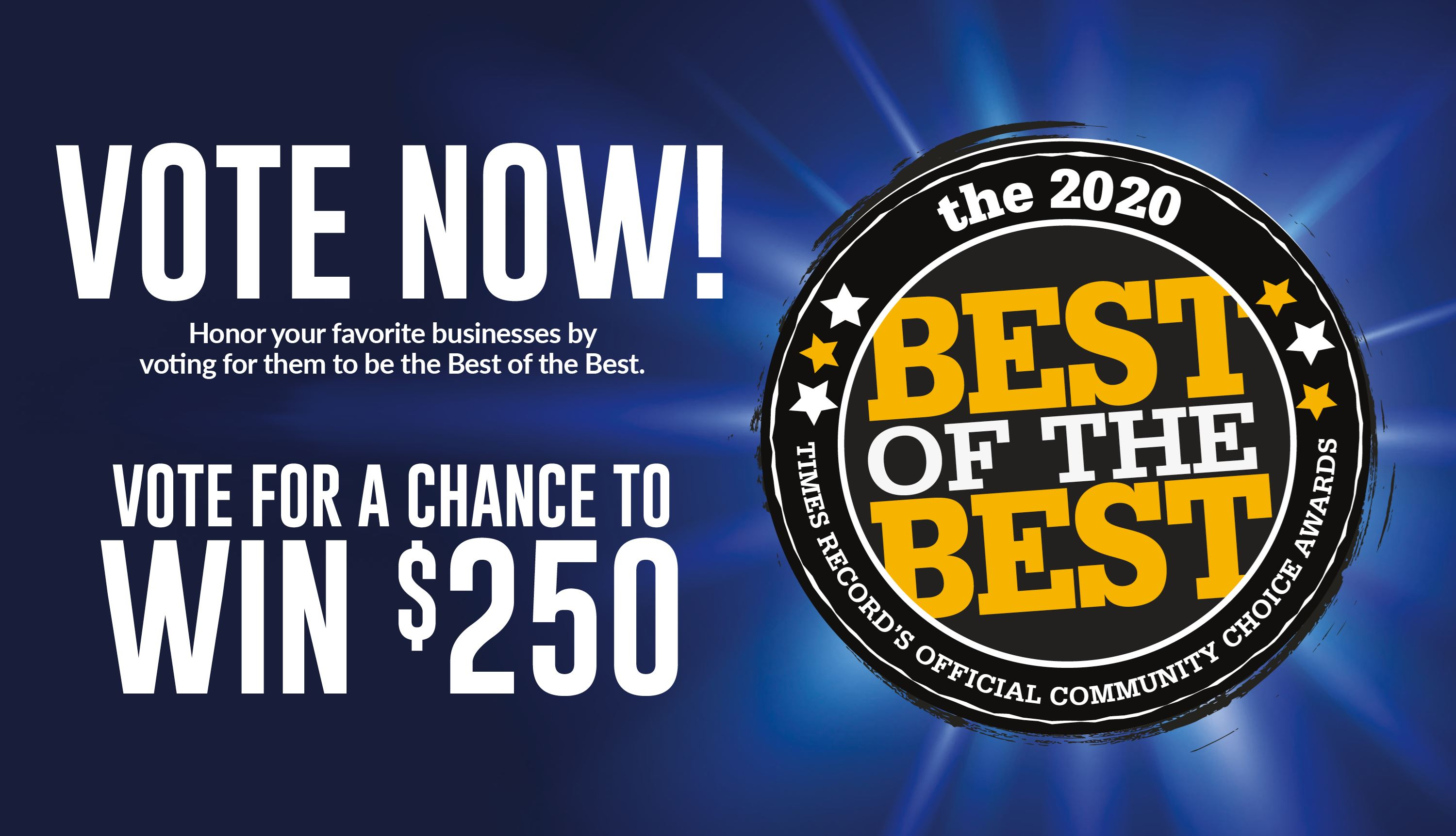 2020 Best Of The Contests And Promotions Times Record Fort Smith Ar