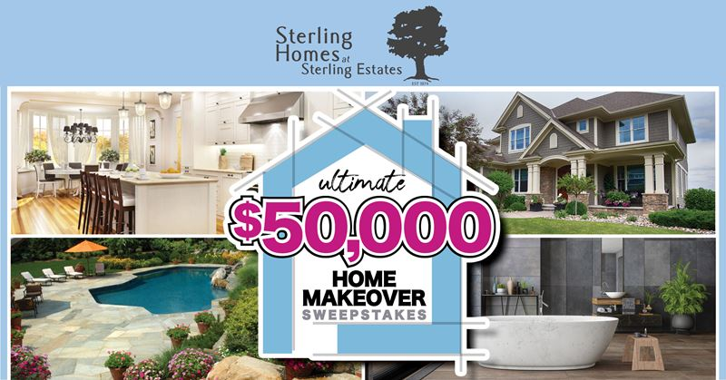 Ultimate Home Makeover Sweepstakes