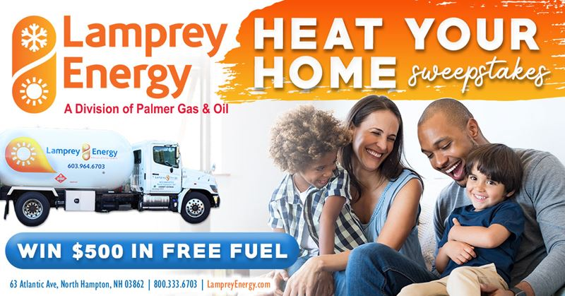 Heat your Home Sweepstakes
