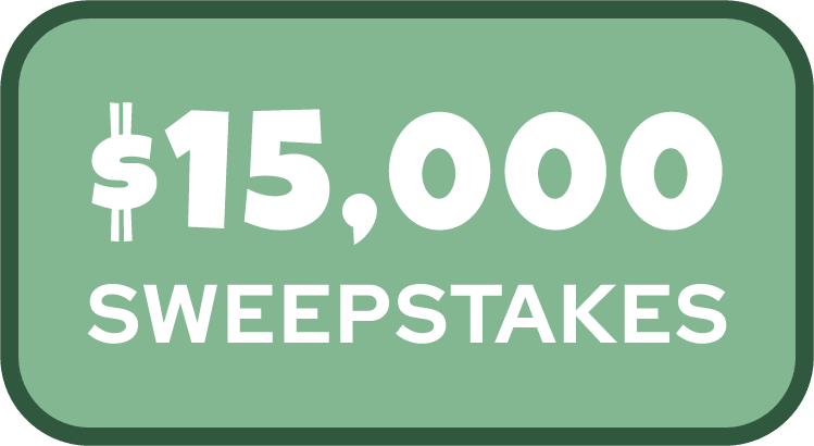 Turn Around 2020 With Our 15 000 Sweepstakes