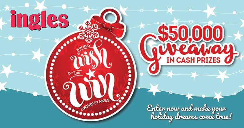 2020 Holiday Wish and Win Sweepstakes 1
