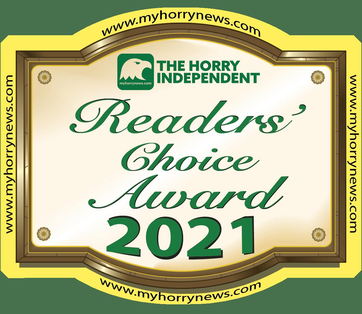 2021 HI Readers' Choice