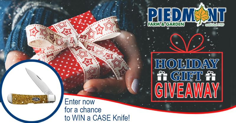Case Knife Holiday Gift Giveaway