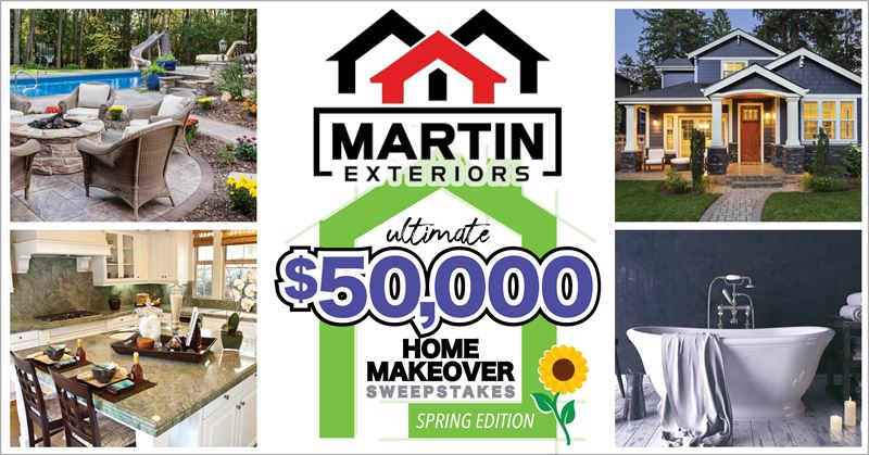 2021 Ultimate Spring Home Makeover Sweepstakes