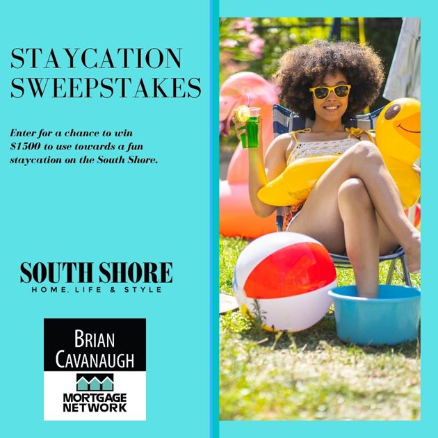 Enter our $1,500 Sweepstakes sponsored by @southshorehomelifestyle and @MortgageNetwork