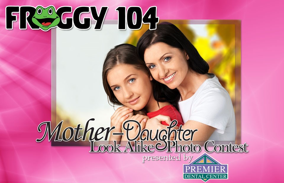 Mommy And Me Froggy 104 Mother Daughter Look Alike Contest
