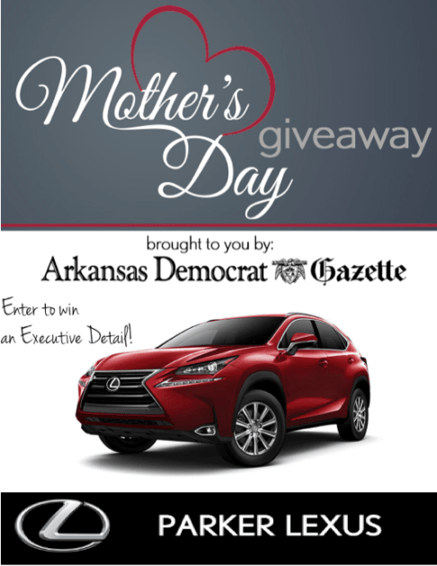parker lexus mothers day giveaway