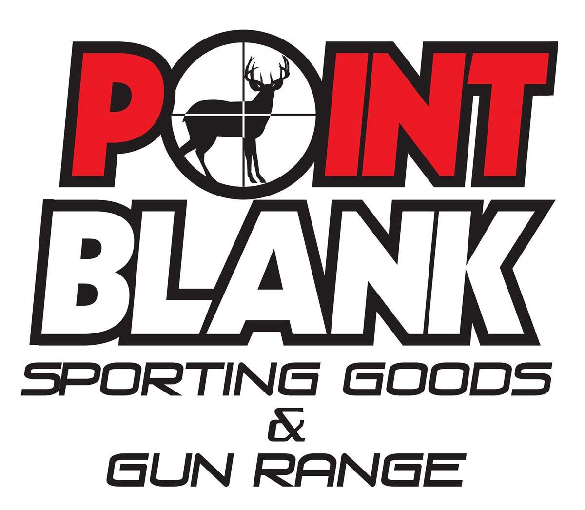 Point Blank Sporting Goods & Gun Range
