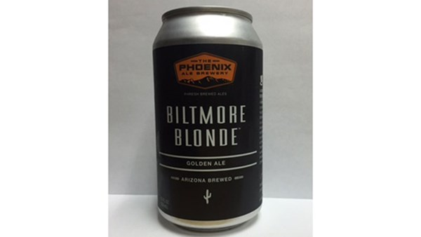 Phoenix Ale Brewery Biltmore Blonde Ale - 2017 Battle of the