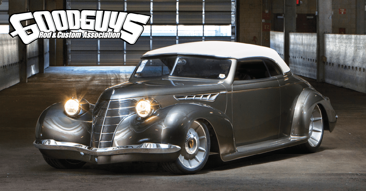 Win Goodguys PPG Nationals Tickets QFM - Good guys cars for sale