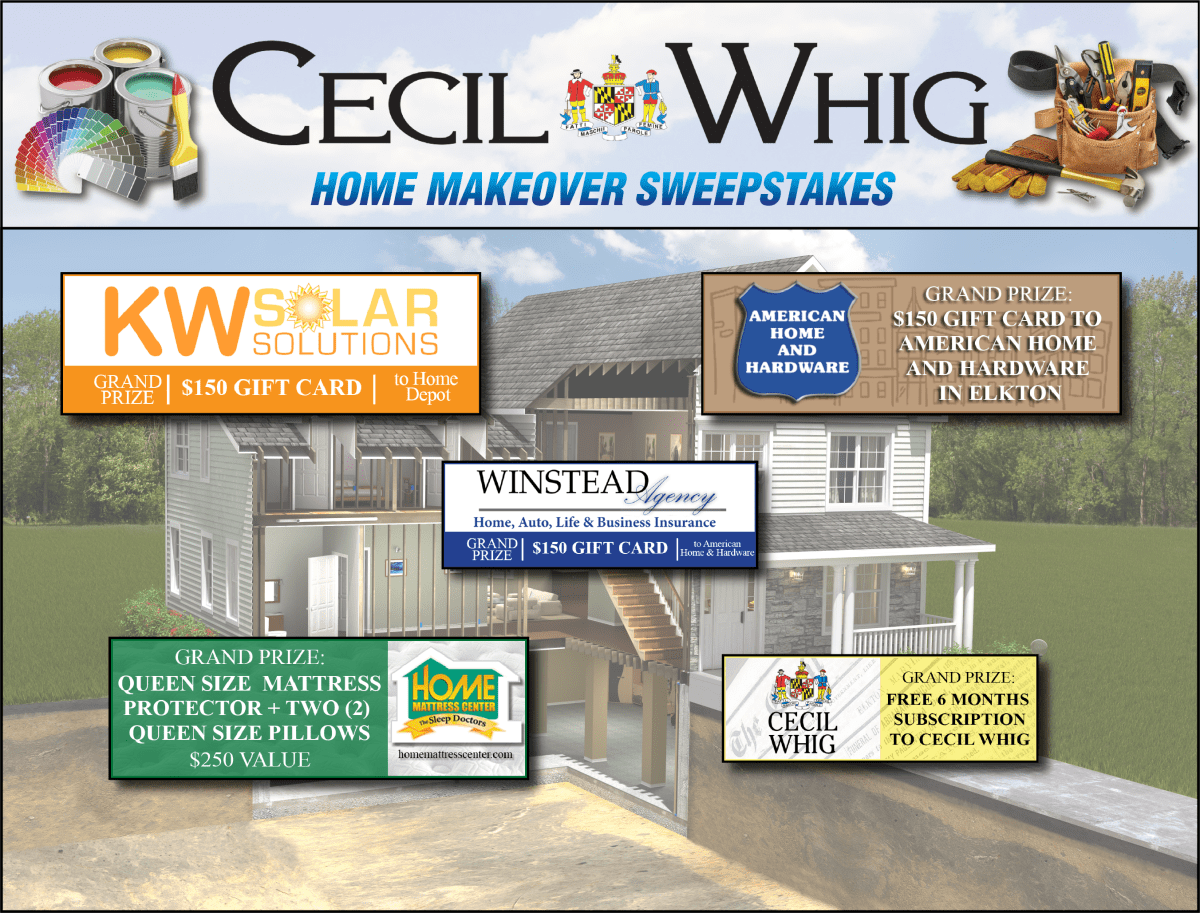 Calling All Homeowners Is There A House Project You Ve Been Putting Off Now The Chance To Get Started Click On Sponsor Logos Below Enter
