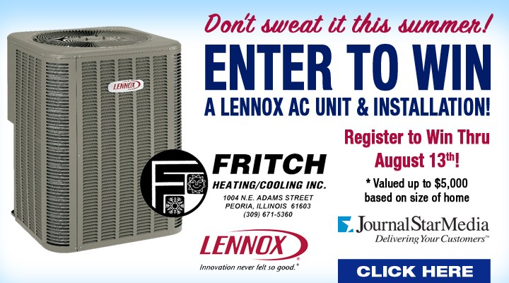 Win A Free Air Conditioning Unit