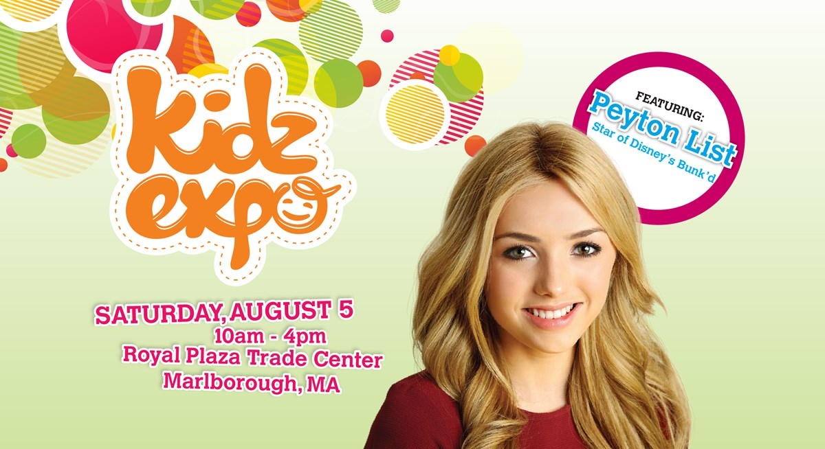 Petyon contests and promotions wicked local boston ma win two vip tickets to kidz expo on saturday august 5 at the royal plaza trade center in marlborough ma youll get free entrance to the expo and attend a m4hsunfo