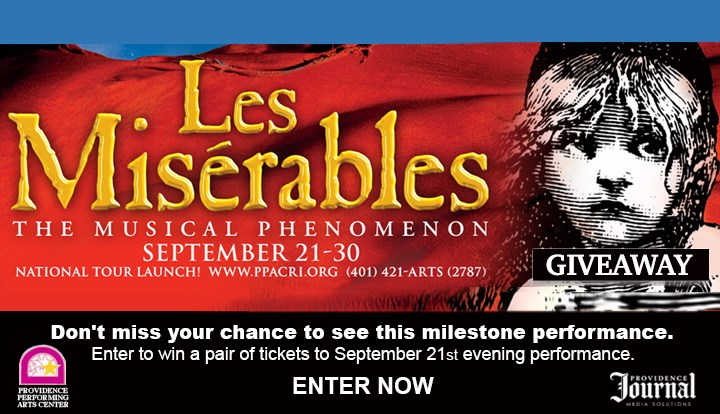 Les Miserables Ticket Giveaway - Contests and Promotions