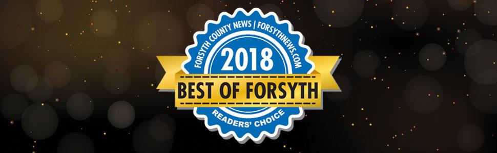 Best Of Forsyth 2019 2018 BEST OF FORSYTH