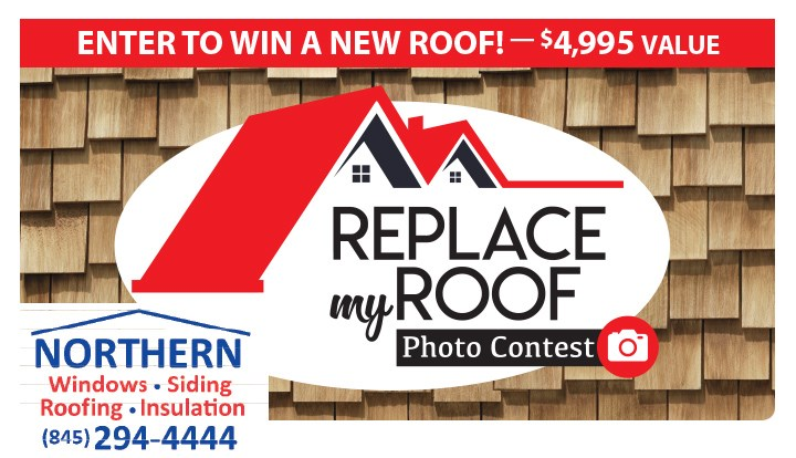 The Times Herald Record Has Teamed Up With Northern Windows Siding And  Roofing To Give One Lucky Family A Brand New Residential Roof This Fall  Valued Up To ...