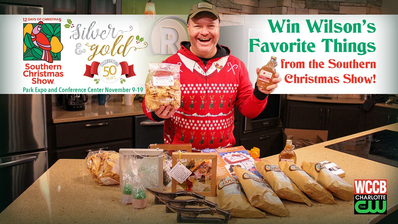 5 winners will receive two tickets to the southern christmas show and a prize pack filled with wilsons favorite things from the southern christmas show