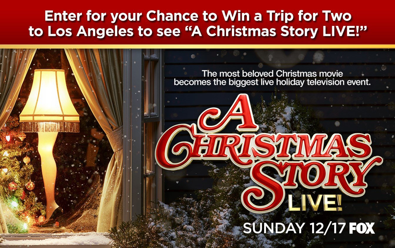 Fox christmas promotional giveaways