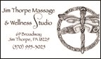 Jim Thorpe Massage