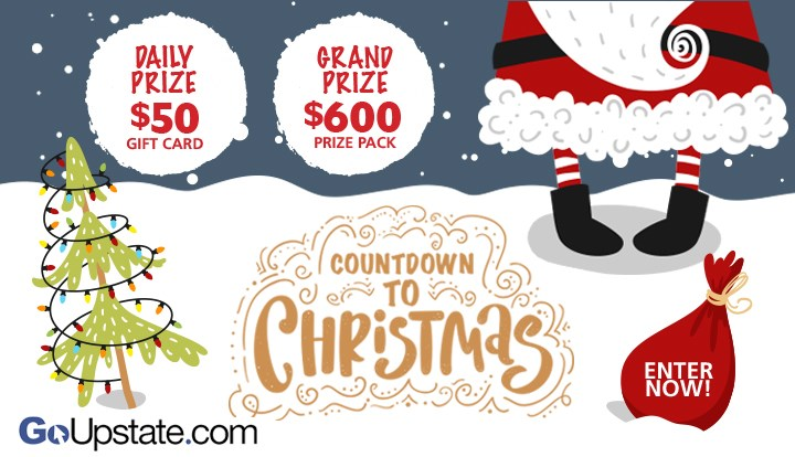 Christmas contests and sweepstakes