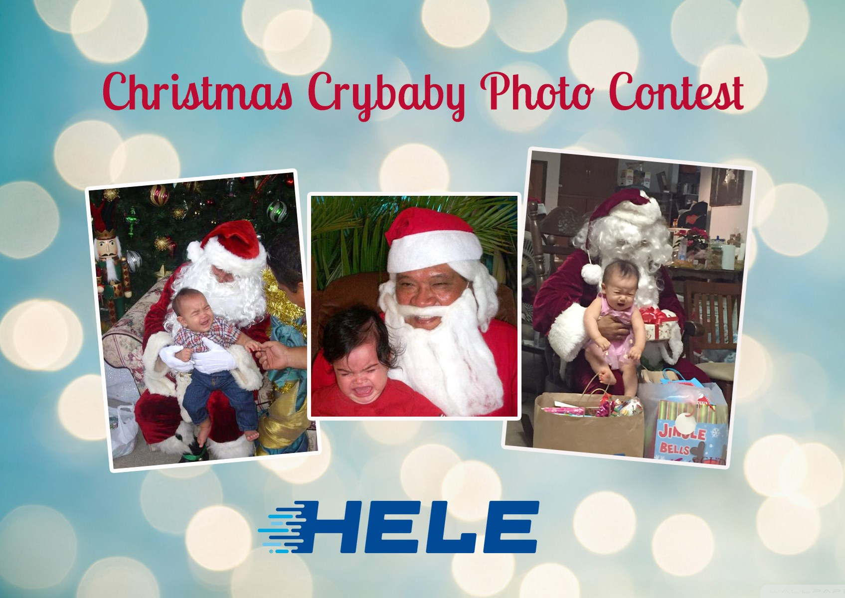 Christmas crybabies photo contest kristyandbryce Image collections