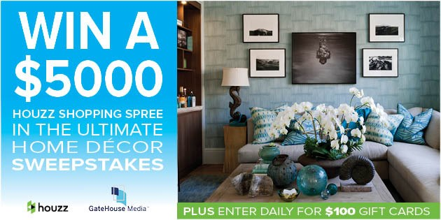 Ultimate Home Decor Sweepstakes - Contests and Promotions - Times ...