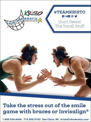 Take the stress out of the smile game with braces or Invisalign with Kristo Orthodontics